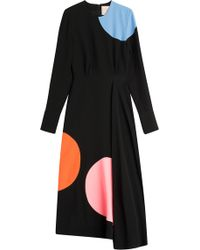 Roksanda Asymmetric Dress - Lyst