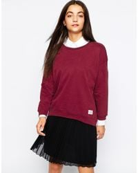 A Question Of Organic Loose Fit Sweat - Lyst