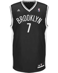 Adidas Mens Joe Johnson Brooklyn Nets Rev 30 Replica Jersey - Lyst