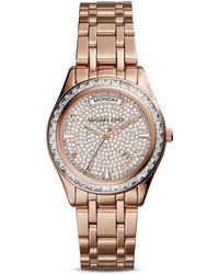Michael Kors Kiley Watch, 34Mm - Lyst