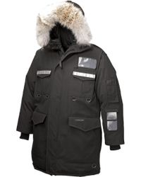 Canada Goose jackets outlet official - Canada goose Woolford Coat Fusion Fit in Multicolor for Men (Black ...