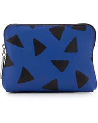3.1 Phillip Lim 31 Second Leather Zip Pouch - Lyst