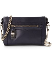 Rebecca Minkoff Ink Mini Crosby Crossbody - Lyst