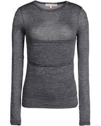 Vanessa Bruno Long Sleeve Tshirt - Lyst