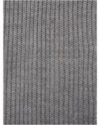 Jack & Jones - Chunky Knit Scarf - Lyst