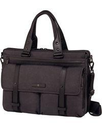 Victorinox - Brunswick Laptop Briefcase With Tablet Pocket - Lyst