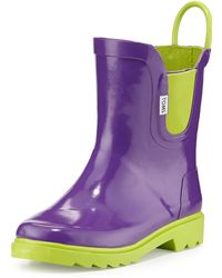 Toms Rubber Rain Boot - Lyst