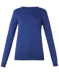 Freda Silk and Cashmere-blend Sweater - Lyst
