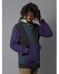 Garbstore Toggle Parka - Lyst