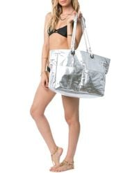 Amuse Society - 'pacific' Tote - Lyst