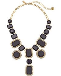 Kate Spade Jackpot Jewels Statement Necklace - Lyst