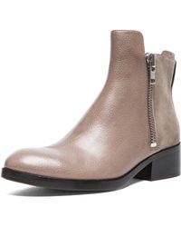 3.1 Phillip Lim 'Alexa' Zip Leather Boots - Lyst