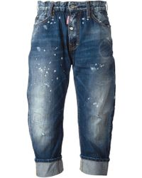 DSquared2 Big Brother Dean Jeans - Lyst