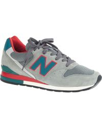 New Balance 996 Sneakers - Lyst