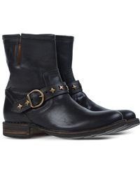 Fiorentini + Baker | Studded Ankle Boots | Lyst