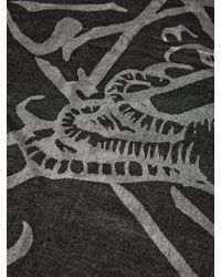 Thamanyah - Foulard Oversize Imprimé Falcon - Lyst