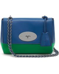 Mulberry Green Lily - Lyst