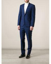 Mr Start - Rivington Invisible Check Suit - Lyst
