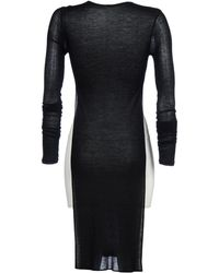 Gareth Pugh Knee-Length Dress - Lyst