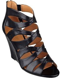 Nine West Cronin Caged Gladiator Sandals - Lyst