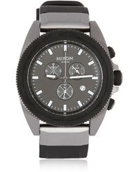 Nixon The Rover Chronograph Watch - Lyst