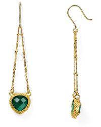 Coralia Leets Chandelier Earrings - Lyst