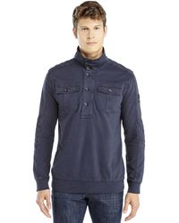 DKNY Two-pocket Sweatshirt - Lyst