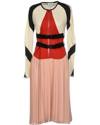 Jean Paul Gaultier Kneelength Dress - Lyst
