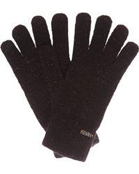 BOSS Orange Knitted Gloves 'ivoria'