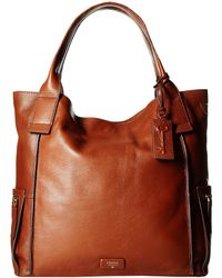 Fossil | Emerson Tote | Lyst