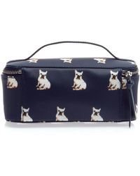 Marc By Marc Jacobs - Jet Set Pets Cosmetic Bag - Lyst
