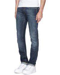 Acne Studios 'Max Prince' Slim Fit Jeans - Lyst