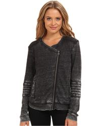 Splendid Quilted Jacket - Lyst