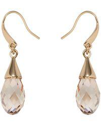 Aurora - Briolette Drop Earrings - Lyst