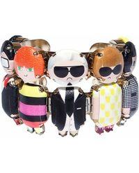 Bijoux De Famille - Dress Me Double Choker Bracelet - Lyst
