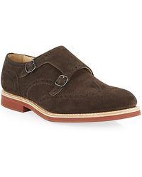 Church's Kelby Double Monk Shoe - Lyst