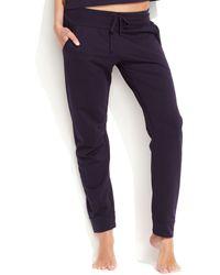 DKNY Navy Pajama Pants - Lyst