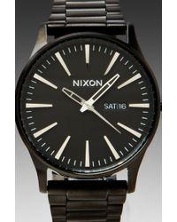 Nixon The Sentry Watch - Lyst