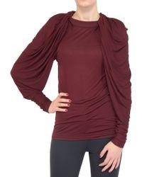 Lanvin Jersey-Sweater - Lyst