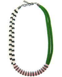 Missoni | Chevron Necklace | Lyst