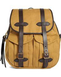 Brooks Brothers Filson® Rucksack brown - Lyst