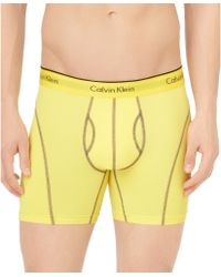 Calvin Klein Mens Athletic Boxer Briefs - Lyst
