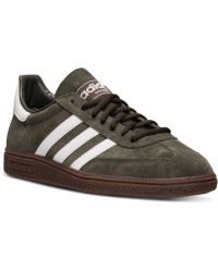 Adidas Originals Mens Spezial Casual Sneakers From Finish Line - Lyst