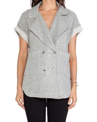 Textile Elizabeth And James Sadie Jacket - Lyst