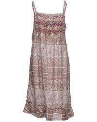 Odd Molly Knee-Length Dress - Lyst
