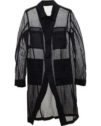 Ann Demeulemeester Long Evening Jacket - Lyst