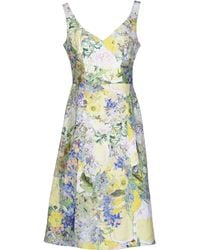 Erdem 34 Length Dress - Lyst
