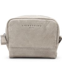 Liebeskind - Newstone Ava Leather Pouch - Lyst