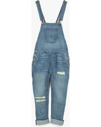Hudson London Overall - Lyst
