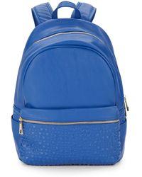 Saks Fifth Avenue - Gabbie Stud-textured Backpack - Lyst